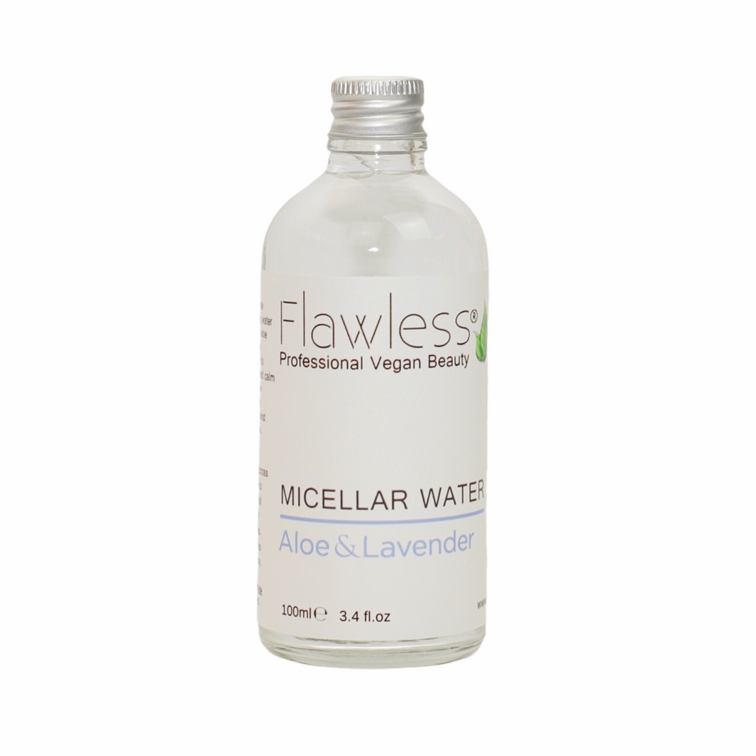 Flawless All Products Micellar Water Facial Cleanser