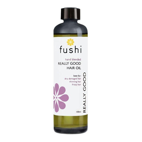 FUSHI All Products Really Good Organic Hair Oil