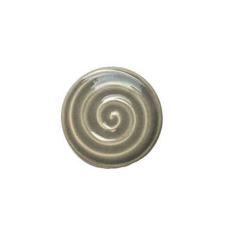 HKA Ceramics All Products Grey Swirl Ceramic Soap Dish