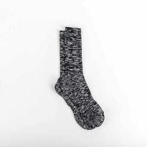 Jollie's All Products Grey Organic Cotton Twister Socks in a Can