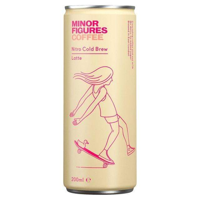 Minor Figures All Products Nitro Cold Brew Latte