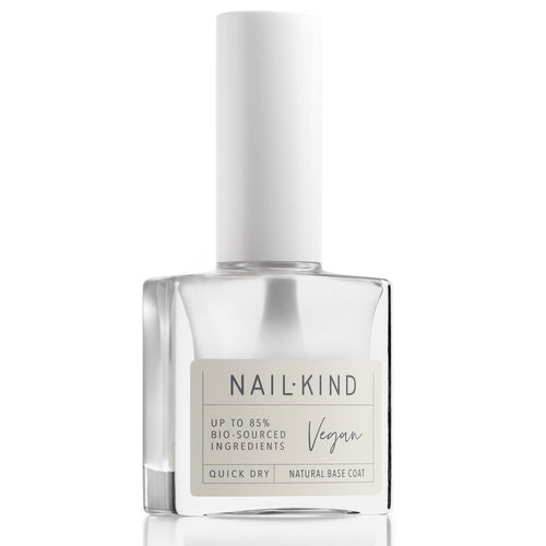 Nail Kind All Products Natural Vegan Base Coat Nail Polish