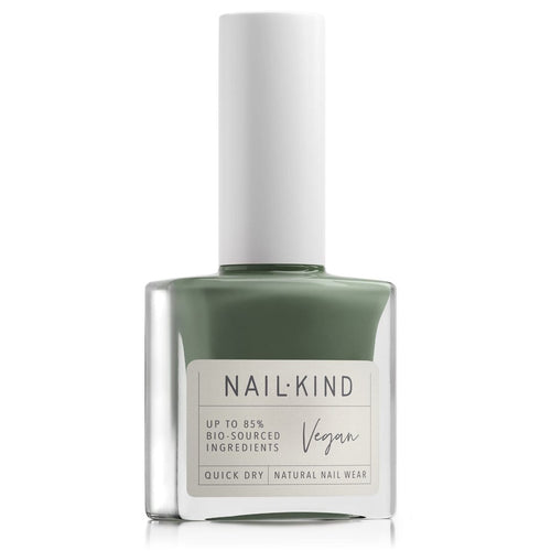 Nail Kind All Products Natural Vegan Nail Polish - Green Daze