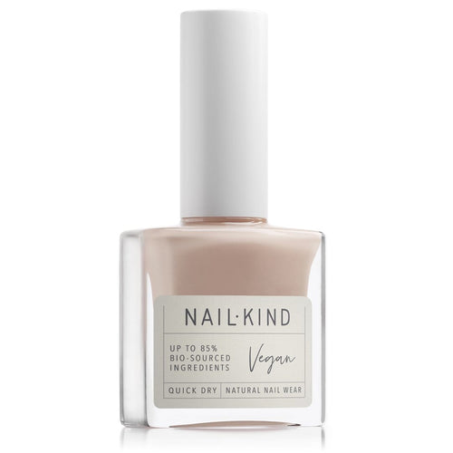 Nail Kind All Products Natural Vegan Nail Polish - Nude & Proud