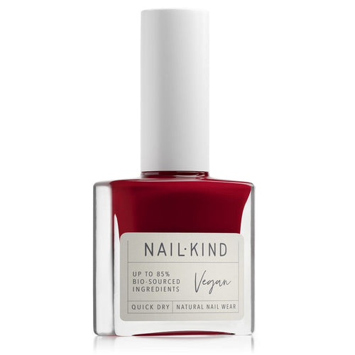 Nail Kind All Products Natural Vegan Nail Polish - Red Carpet