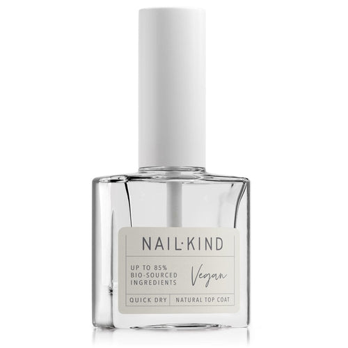 Nail Kind All Products Natural Vegan Top Coat Nail Polish - Mist You