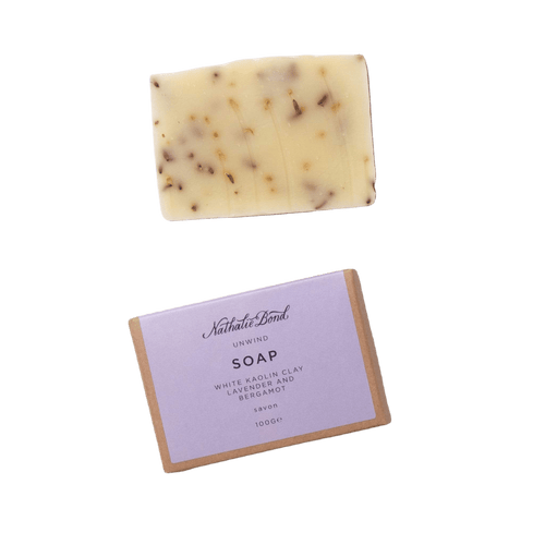 Nathalie Bond All Products Unwind Soap Bar