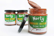 Load image into Gallery viewer, Norty All Products Chocolate Hazelnut Butter Organic Nut Butter