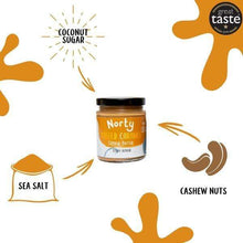 Load image into Gallery viewer, Norty All Products Organic Nut Butter