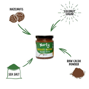 Norty All Products Organic Nut Butter