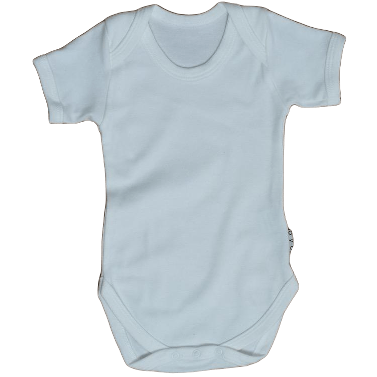 Oya Goods All Products Organic Cotton Short Sleeve Bodysuit