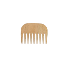 Load image into Gallery viewer, Redecker All Products Wooden Afro Comb