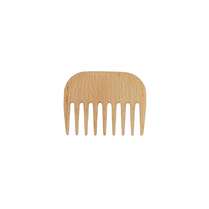 Redecker All Products Wooden Afro Comb