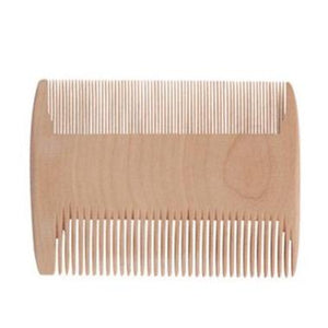 Redecker All Products Wooden Baby/Nit Comb