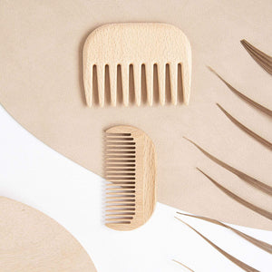 Redecker All Products Wooden Comb