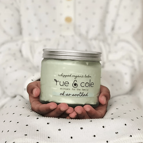 Rue & Cole All Products Oh So Soothed Body Balm Lemongrass & Bergamot