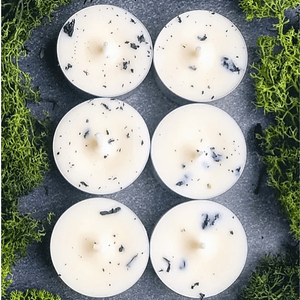 Run With Wolves All Products Black Moon Vegan Soy Tealights