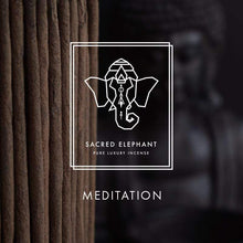 Load image into Gallery viewer, Sacred Elephant All Products Handcrafted Luxury Inspired Selections Incense (Pack of 3)