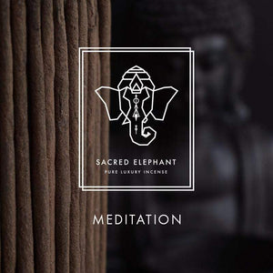 Sacred Elephant All Products Handcrafted Luxury Inspired Selections Incense (Pack of 3)