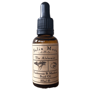 Salix Moon Apothecary All Products Botanical Beard Oil