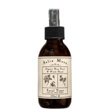 Load image into Gallery viewer, Salix Moon Apothecary All Products Organic Rose Petal & Witch Hazel Facial Toner