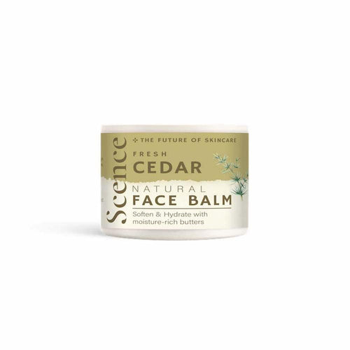 Scence Skincare All Products Fresh Cedar Face/After Shave Balm