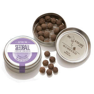 Seedball All Products Butterfly Seedball Mix