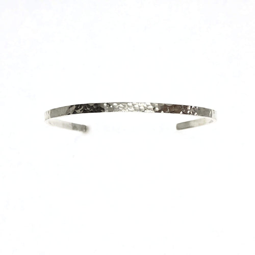 Smoke & Ash All Products Recycled Silver Cuff