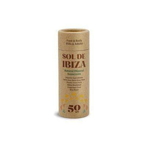 Sol De Ibiza All Products SPF50 Vegan Sunscreen Stick