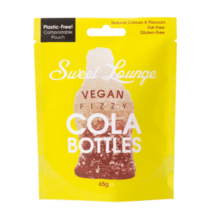 Sweet Lounge All Products Vegan Fizzy Cola Bottles