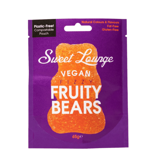 Sweet Lounge All Products Vegan Fizzy Fruity Bears