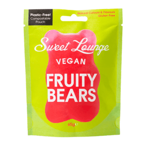 Sweet Lounge All Products Vegan Fruity Bears