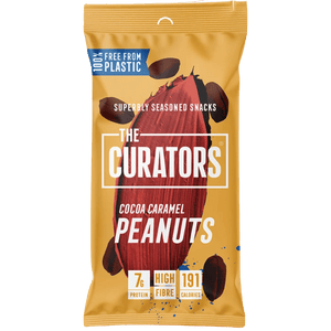 The Curators All Products Cocoa Caramel Peanuts