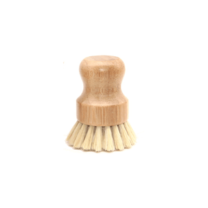 The Kind Store All Products Bamboo Pot Brush