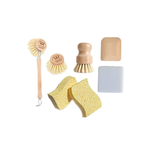 The Kind Store All Products Kitchen Wash & Scrub Bundle