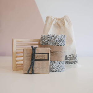 The Kind Store All Products Natural Soap Gift Bag