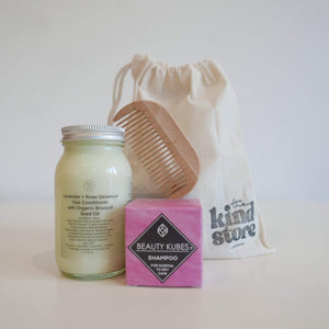 The Kind Store All Products Normal Natural Hair Essentials Gift Bag