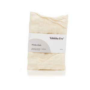 The Kind Store All Products Small Muslin Face Cloth