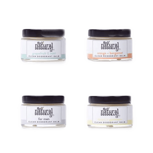The Natural Deodorant Company All Products A Year's Supply of Natural Deodorant