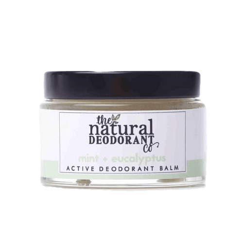 The Natural Deodorant Company All Products Mint & Eucalyptus Active Natural Deodorant Balm 55g