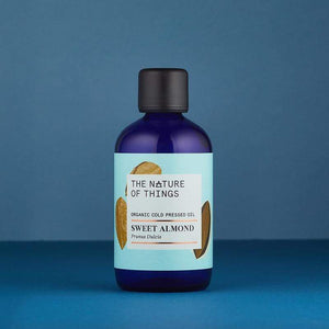 The Nature of Things All Products Organic Almond Oil 100ml