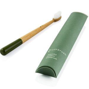 Truthbrush All Products Medium Bamboo Toothbrush