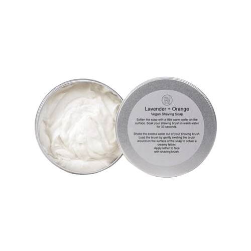Wild Sage & Co All Products Lavender & Orange Shaving Soap