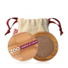Load image into Gallery viewer, Zao All Products 201 Organic & Refillable Matt Eye Shadow