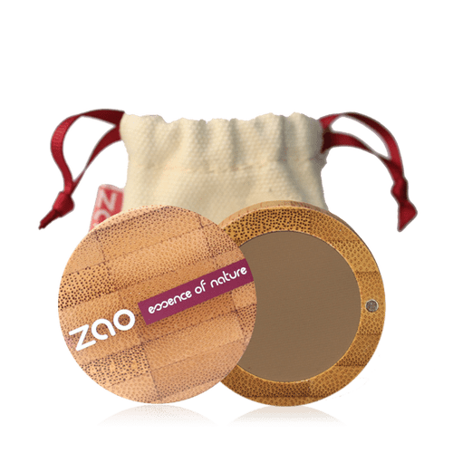 Zao All Products Ash Blonde Organic Refillable Eyebrow Powder