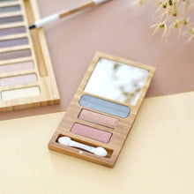 Load image into Gallery viewer, Zao All Products Organic Rectangular Eyeshadow Refill