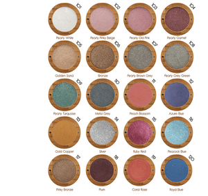 Zao All Products Pearly Eye Shadow