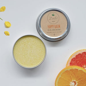Zero Waste Path All Products Happy Multipurpose Balm