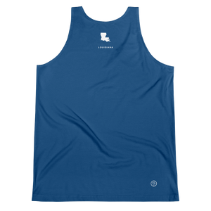 Louisiana Flag Tank Top