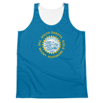 South Dakota Flag Tank Top